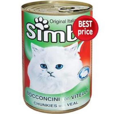 Κονσέρβα γάτας Simba 415gr