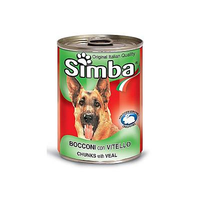 Κονσέρβα σκύλου Simba 415gr