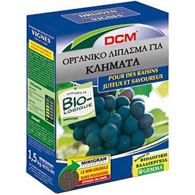 Οργανικό λίπασμα για ΚΛΗΜΑΤΑ 1,5 kg
