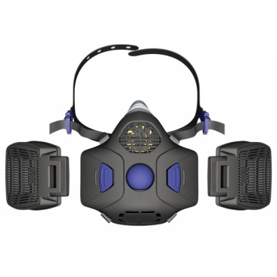 Μάσκα 3Μ HF-800SD + 2 φίλτρα