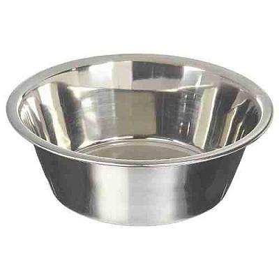 Ανοξείδωτο μπολ σκύλου 4lt