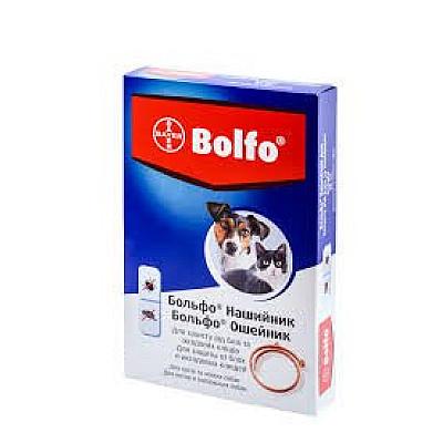 Bolfo περιλαίμιο αντιπαρασιτικό για γάτες και μικρόσωμους σκύλους
