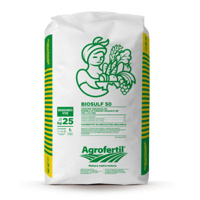 Biosulf 96dp 25kg Agrofertil