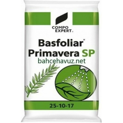 Basfoliar Primavera 25-10-17 5kg