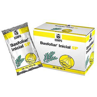 Basfoliar Inicial 26-10-10 5kg