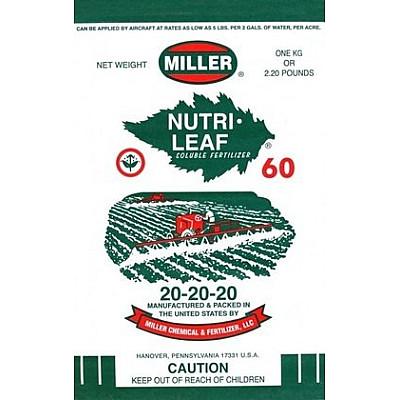 20-20-20 Miller 5lb