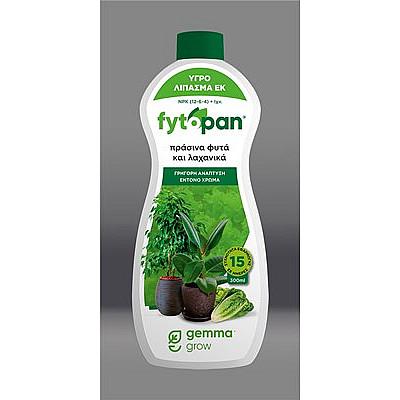Fytopan πράσινα φυτά & λαχανικά 300ml